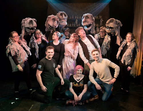April 2016: Nineteen 12 Productions The BFG
