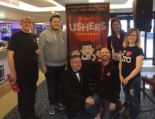 February 2017: Little Theatre Company Ushers