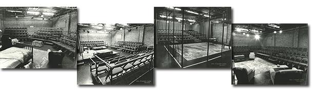 Four configurations of the versatile Dixon Studio