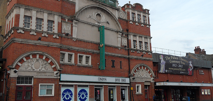 About the Palace Theatre