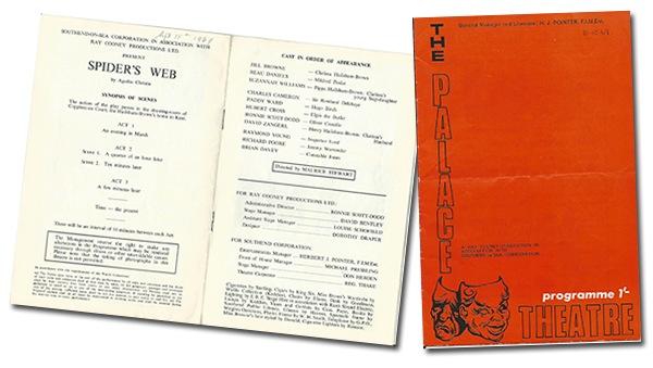 Programmes from 1969