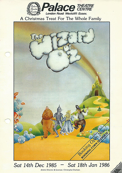 'Wizard of Oz' programme