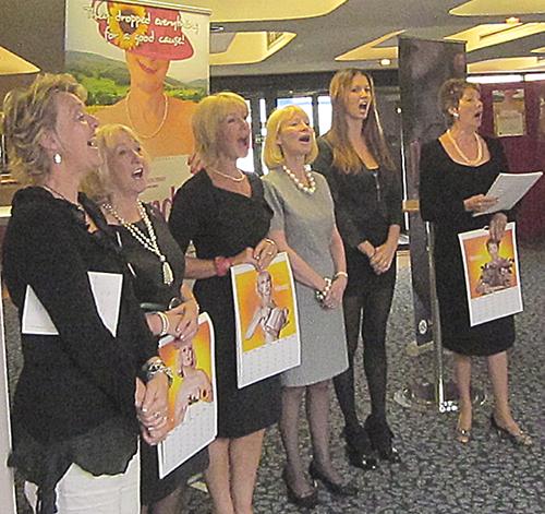 September 2012 Little Theatre Company Calendar Girls (preview)