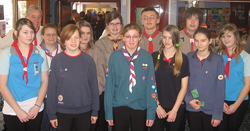 February 2010 Southend Scouts and Guides It's a Date