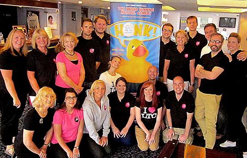 October 2013 Little Theatre Company Honk!