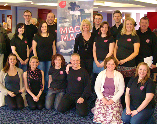 April 2010 Little Theatre Company Mack & Mabel