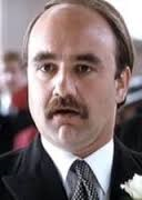 David as Bernard the bemused groom in Four Weddings and a Funeral