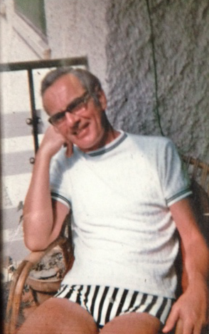 My father a few years before he died